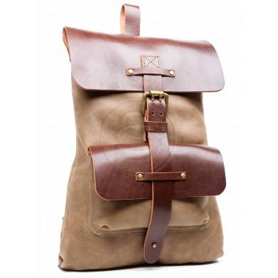 d52759238e37 Унисекс кожаные рюкзаки