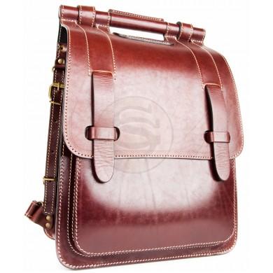 Женские кожаные рюкзаки саше мендоза чемоданы на 4-х колесах