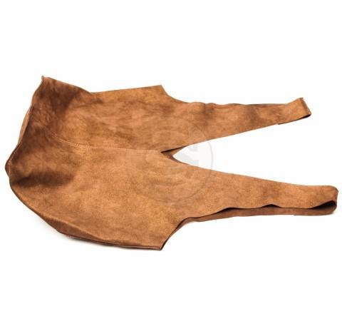 Кожаная сумка Винтаж коричневая